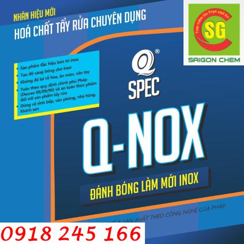chất đánh bóng làm sáng inox và nhôm (Q-NOX)
