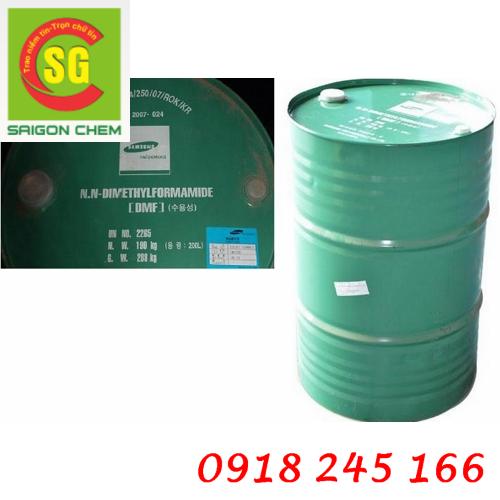 Hoá chất dung môi Dimethyl Formamide (D.M.F)