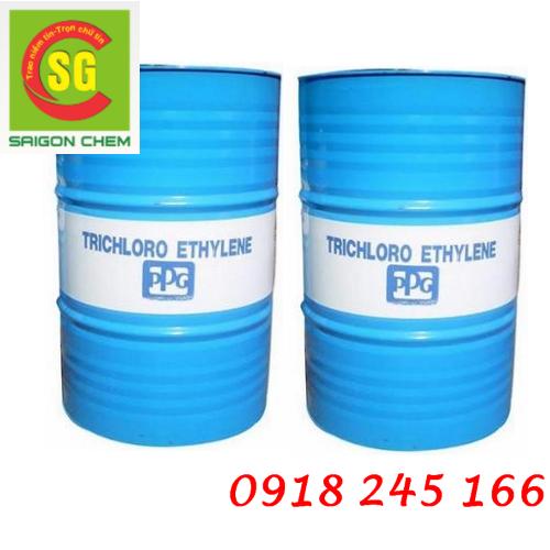 Hoá chất dung môi Trichloro Ethylene (TCE) (C2HCl3)