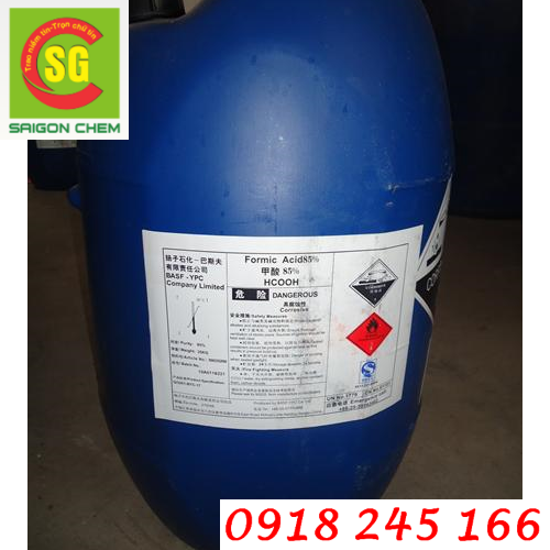 Acid formic HCOOH85%