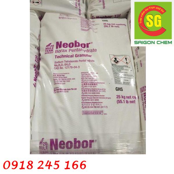Borax 99.5% Na2B4O7.10H2O