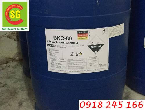 BKC (Benzalkonium Chloride 80)