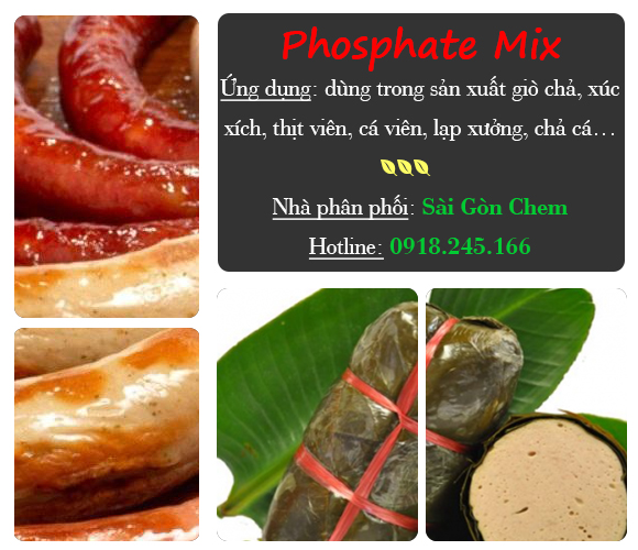 PHOSPHATE MIX