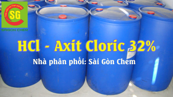 Axit Cloric HCl
