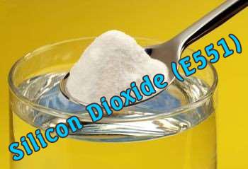 Chất chống vón Silicon Dioxide (E551)