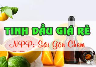 Tinh dầu thiên nhiên Sài Gòn Chem