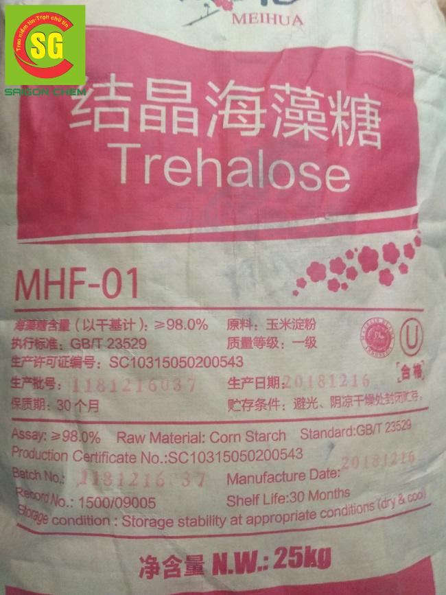 đường tảo trehalose