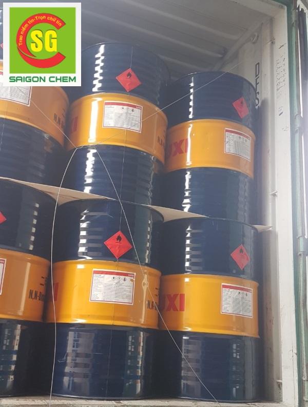 Dung môi hóa chất Methylene chloride MC